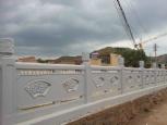 仿大理石桥栏杆